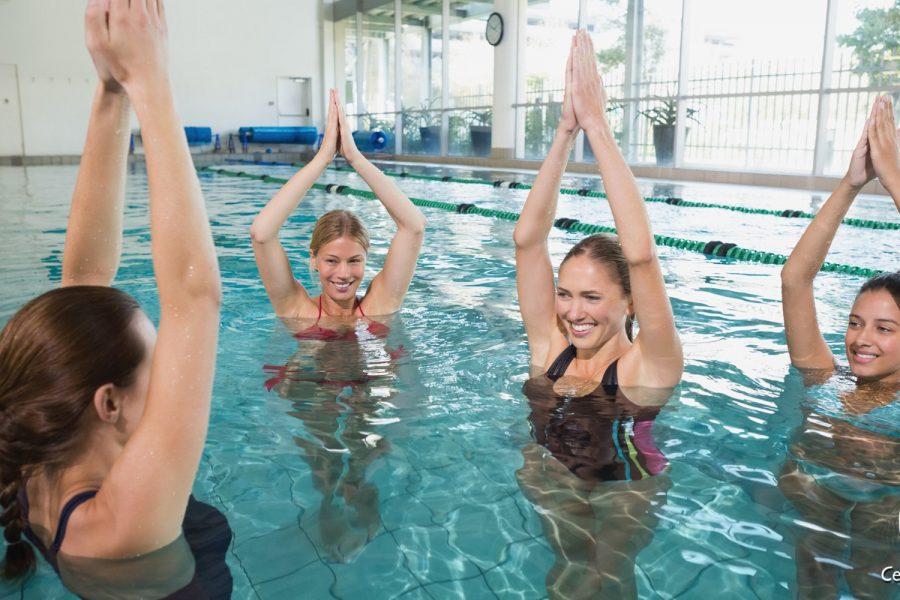 Ven con nosotros a disfrutar de tu clase especial de Aquawellness