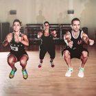 Body Combat en o2cw como master class, fanático de less mills, gimnasio fitness