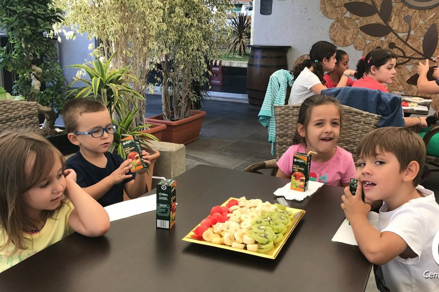 Campus Infantil en Huelva en O2 Centro Wellness