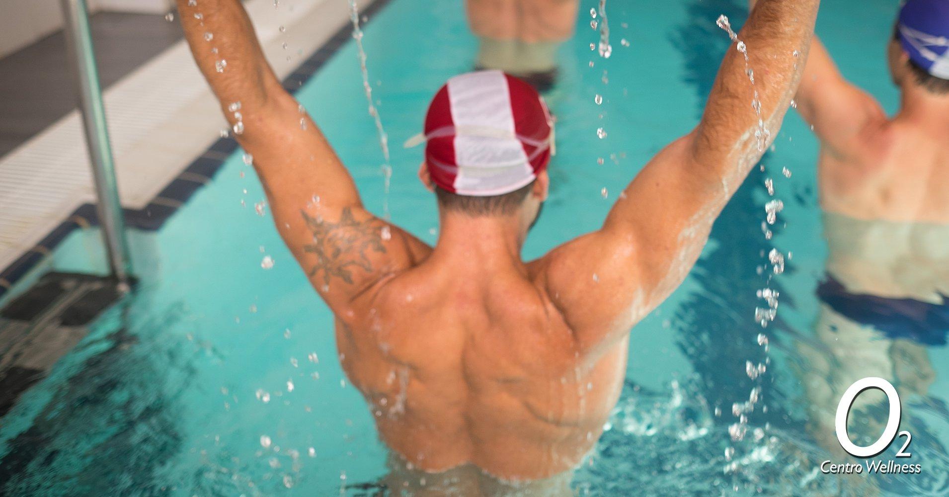 Piscina Natacion mejora tu tecnica de nado en o2cw