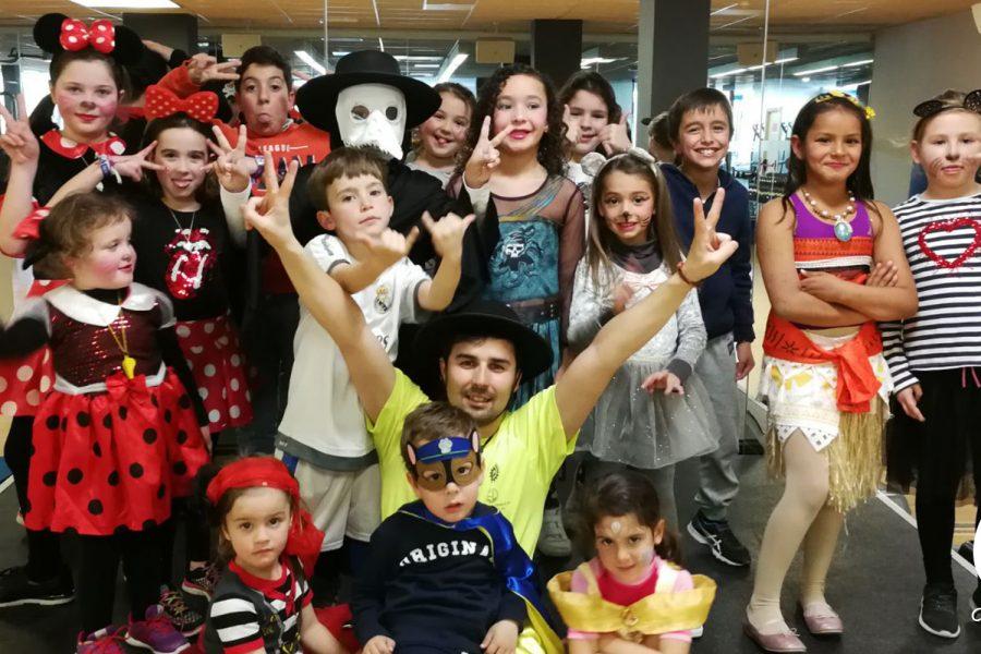 Carnaval en O2 Centro Wellness Huelva