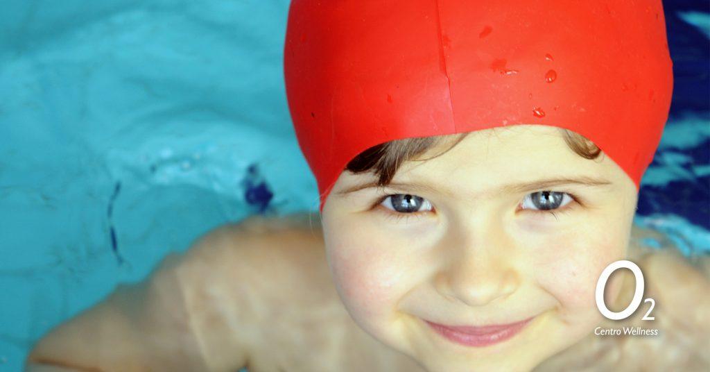 ninos piscina entrenamiento club de natacion en o2cw